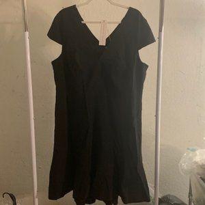 Dress the Population Black Bettie Dress 3X NWT